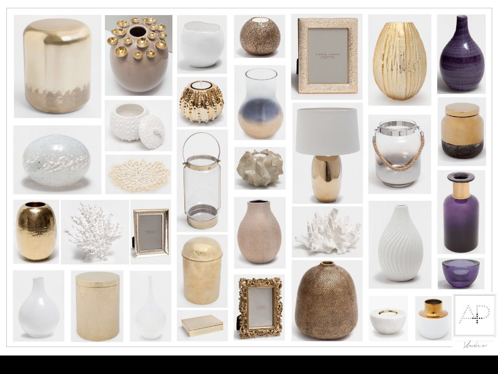 MOODBOARD –  accesories selection